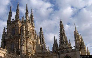 Gótico - Catedral de Burgos