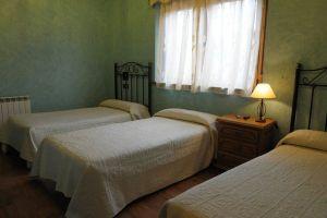 Dos noches de alojamiento, cena gratis - Casa rural Fuentelamora