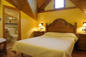 Alquiler de habitaciones - Centro de Turismo Rural Fuentelamora