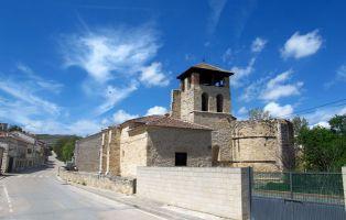 Iglesia de Santa María la Mayor - Fuentidueña.
