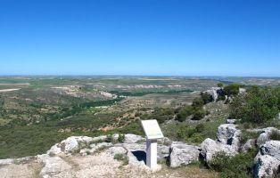 Mirador del Cerro de San Blas - Fuentidueña