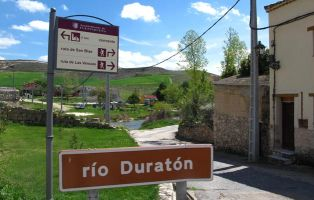Ruta de San Blas - Fuentidueña