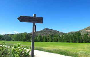 Ruta Mirador del Cerro de San Blas - Fuentidueña