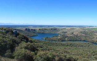 Panorámica del Río Duratón - Fuentidueña