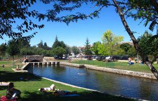 Qué hacer en Navafría - Piscina Natural de Las Charcas - Segovia