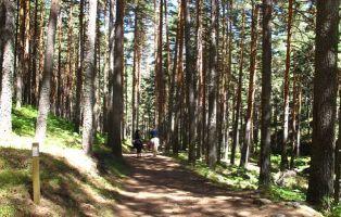 Qué ver en Segovia - El Chorro de Navafría - Parque Natural
