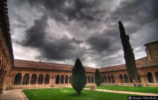Claustro Concatedral de San Pedro Soria