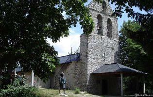 Iglesia de La Faba