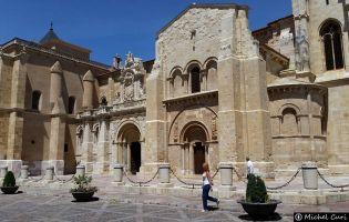 Basílica de San Isidoro - León.