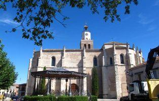 Iglesia de Coca - Plaza Mayor de Coca