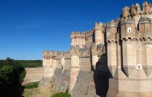 Castillos en Segovia - Castillo de Coca