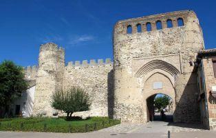 Arco de la Villa - Puerta de Segovia