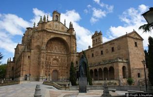 Convento e Iglesia de San Esteban - Salamanca