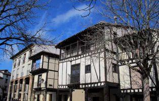 Qué ver en Covarrubias - Arquitectura popular - Casa de Doña Sancha