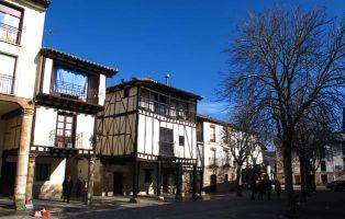 Qué ver en Covarrubias - Arquitectura tradicional castellana
