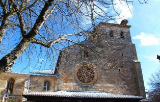 Qué visitar en Covarrubias - Excolegiata de San Cosme y San Damián