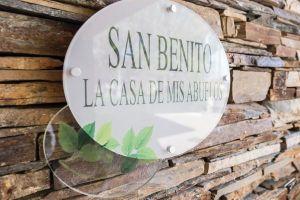 San Benito, La Casa de mis Abuelos - Riaza