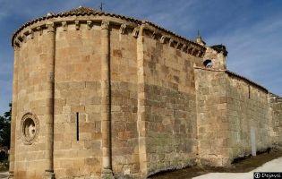 Iglesia - San Pelayo de Guareña