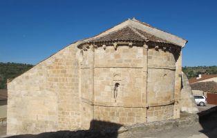 Iglesia de la Invención de la Cruz - Cuevas de Provanco