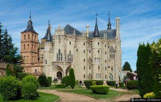 Palacio Episcopal y Catedral - Astorga