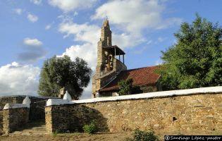 Iglesia - Santiago Millas