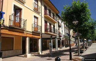 Plaza Mayor - Sahagún