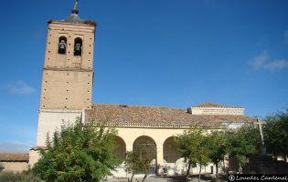 Iglesia de Villanueva de Duero