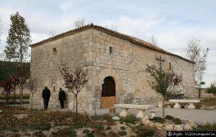 Ermita de Villlavaquerín