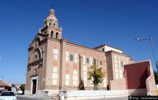 Iglesia de Serrada