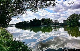 El Duero en Villamarciel