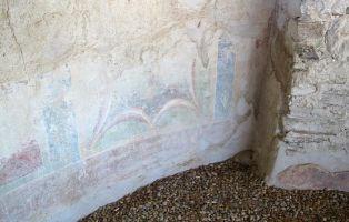 Pinturas Museo de Segovia - Murales romanos de Coca