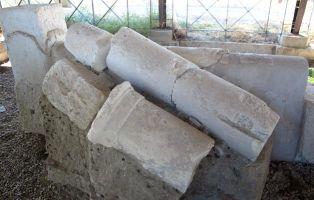 Edificio romano de Coca - Yacimientos en Segovia
