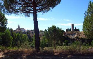 Yacimientos en Segovia - Casa romana de Coca