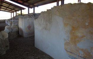 Qué visitar en Coca - Edificio romano de los Cinco Caños