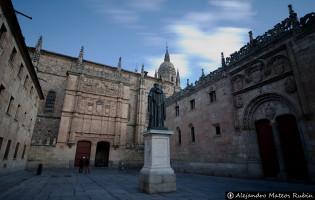 Edificio Universidad de Salamanca