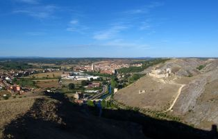 Mirador de Uxama - El Burgo de Osma