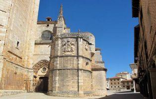 Qué visitar en El Burgo de Osma - Catedral de El Burgo de Osma