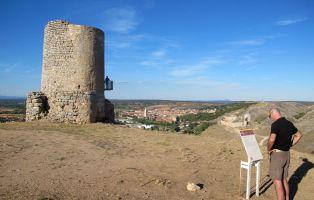 Torre de vigía árabe - Uxama - Soria