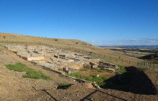 Yacimiento arqueológico - Soria