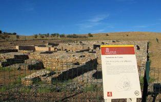 Yacimiento de Uxama - El Burgo de Osma