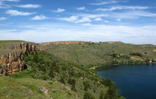 Embalse de las Vencías - Río Duratón - Segovia