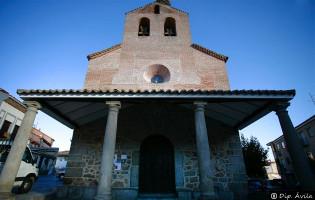 Ermita de Nuestra Señora de las Vacas Ávila