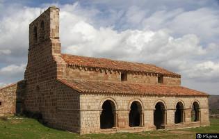 ermita de Montejo de Tiermes