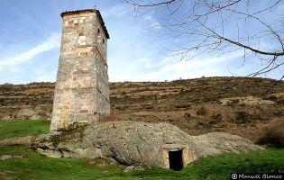 Torre campanario - Olleros de Pisuerga