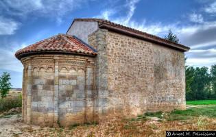 Ermita de San Pelayo Perazancas de Ojeda