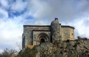 Ermita de Santa Cecilia Vallespinoso de Aguilar