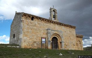 Ermita del Santo Cristo Coruña del Conde