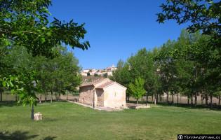 Ermita de la Vera Cruz  Maderuelo
