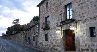Escapada Romántica Ávila - Hotel Las Leyendas
