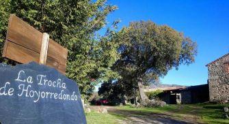 Escapada Valle del Corneja - La Trocha de Hoyorredondo